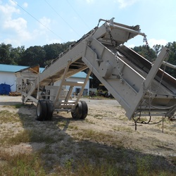 Trucks For Sale In Alabama >> Aggregate Screen Equipment, Used Kolberg 271B Portable Screening Plant For Sale | Suggs ...