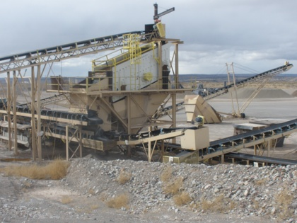 Aggregate Screening Equipment