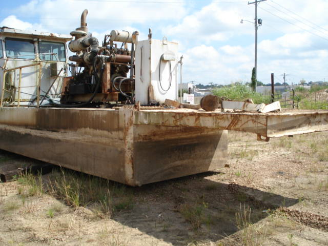 Used Twinkle 10X8 Dredge, Processing Pumps, Sand & Gravel